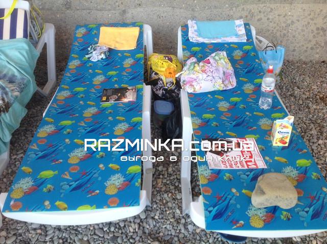 Пляжные коврики Decor Океан