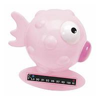 Термометр для ванной Рыбка, Chicco; Цвет - Розовый