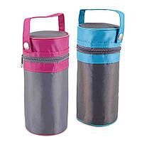 Термоупаковка для бутылочек, Lovi; Цвет - Розовый
