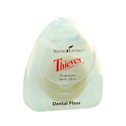 Зубная нить Thieves Dental Floss 50м 3 шт