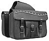 Кофр-сумка Atrox APT NF-9060 кожаная боковая