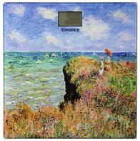 Весы напольные Grunhelm BES-Monet 180 кг (Моне)