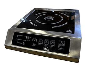 Плита индукционная Теhma 1конф мощн 3,5 кВт , настольная