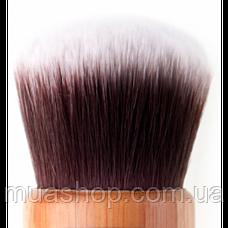 """Большая кисть Кабуки """"Эко ботан"""" EVERYDAY MINERALS Eco Botan Artisan Kabuki Brush, фото 2"""