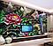 """3D фотообои """"Цветы и птицы"""", фото 3"""