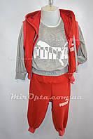 Детский спортивный костюм Тройка (р. 2 - 6 лет) купить оптом в Украине