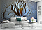 "3D фотообои ""Белая лилия"", фото 3"