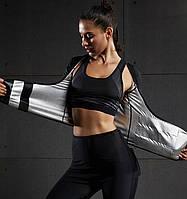 Одежда для похудения, брюки-сауна, для тренировок и спорта