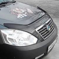 Дефлектор капота, мухобойка Geely Otaka с 2007 г.в.  /   CK VIP