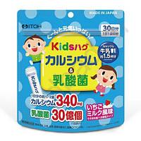 ITOH Кисломолочные бактерии + кальций для детей со вкусом клКисломолочные бактерии + кальций для детей  Япония, фото 1