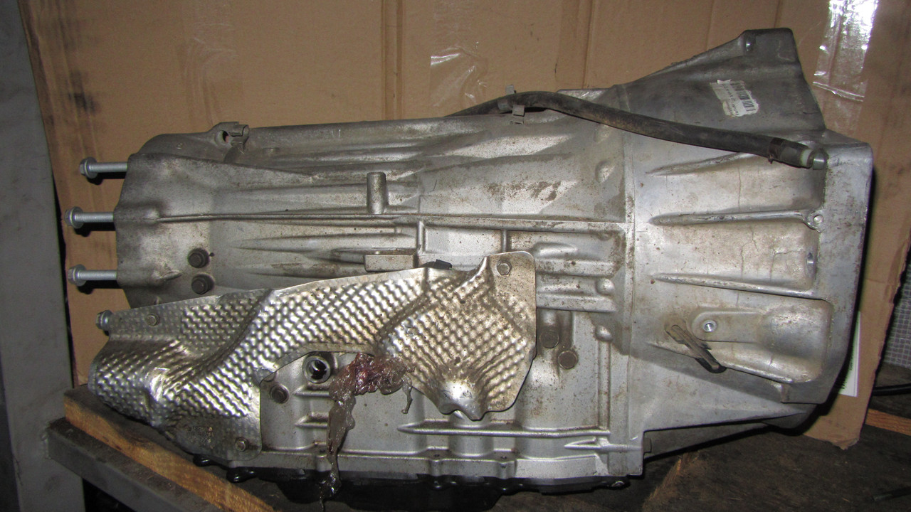 АКПП Porsche Cayenne 95530001104 3.6L
