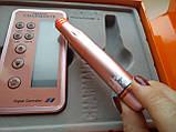 Машинка для татуажу, перманентного макіяжу Premium Charmant + 2 катриджа в подарунок. Дермоштамп, фото 2