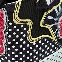 Кеды женские Geox цвет черный размер 36 40 арт D6258B000AWC9999