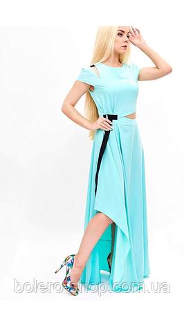 Платье летнее длинное тифаниИталия, фото 2