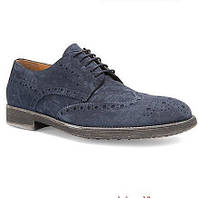 Туфли мужские Geox цвет синий размер 43 45 арт U62Y7E000ZRC4002