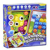 """Мозаїка """"Кольорова фантазія"""" Fun Game (7033)"""
