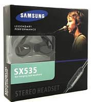 Наушники гарнитура Samsung SX-535 для Samsung Galaxy Note 8 N950, фото 1