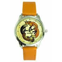 Наручные часы «Две лисицы»