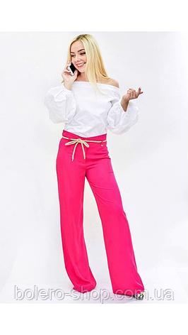 Женские брюки штапель Ake Италия, фото 2