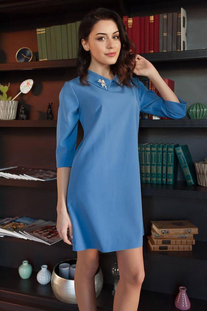 Голубое платье Elizabeth