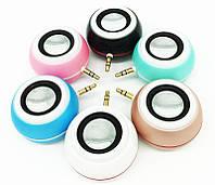 Портативная колонка + LED подсветка для селфи для телефона Beauty Speakers