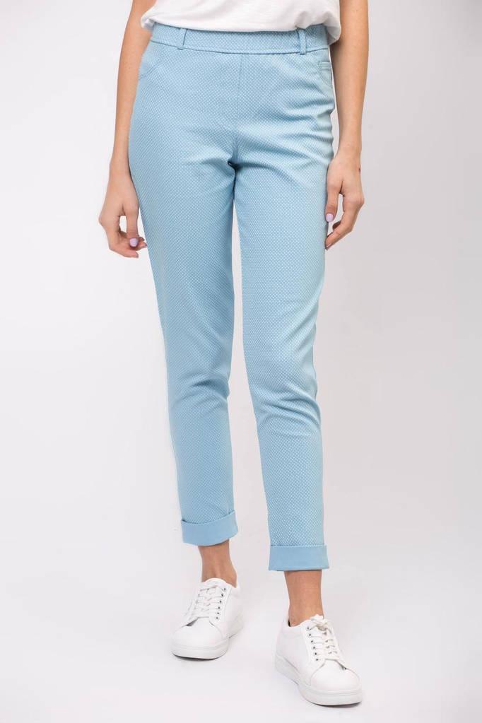 Светло-синие брюки ERIKA