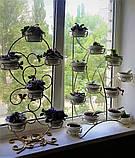 """Підставка для квітів на 12 чаш """"Азалія-1"""", фото 3"""