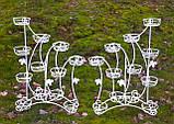 """Підставка для квітів на 12 чаш """"Азалія-1"""", фото 4"""