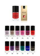 Лаки для ногтей «Glamour Fashion Color»