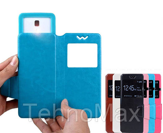 Чехол книжка Nillkin View Cover для ZTE Blade V7 , фото 2