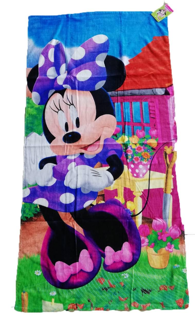 Пляжное полотенце Дисней ,  70х140, арт. 79271