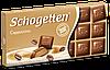 Шоколад Schogetten (Шогеттен) в ассортименте, 100 гр