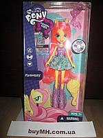 My Little Pony Equestria Girls Fluttershy Doll Девочки Эквестрии Флаттершай базовая, фото 1