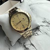 Часы наручные мужские Tommi Hilfiger 2018 + коробочка ( реплика)