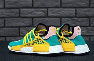 Мужские кроссовки Adidas NMD Human Race x Pharrell Williams, фото 2