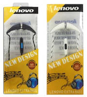 Наушники гарнитура Lenovo Extra Bass Sport Design для Lenovo Vibe S1, фото 1
