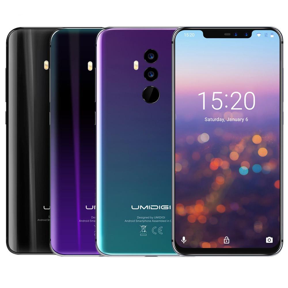 Смартфон UMI Umidigi Z2 6Gb 64Gb