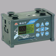 S-A-T USB Тестер амортизаторов с принтером, Германия, фото 2