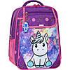 Украина Рюкзак школьный Bagland Отличник 20 л. 339 фиолетовый 428 (0058070)