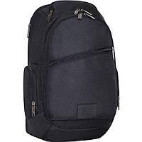Украина Рюкзак для ноутбука Bagland Tibo 23 л. Чёрный (0019066), фото 1