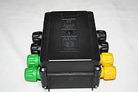 Разветлительная коробка на 8 виходів D500.8