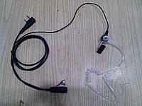 Гарнитура однопров. с прозрачным звуководом KENWOOD, etc, фото 1