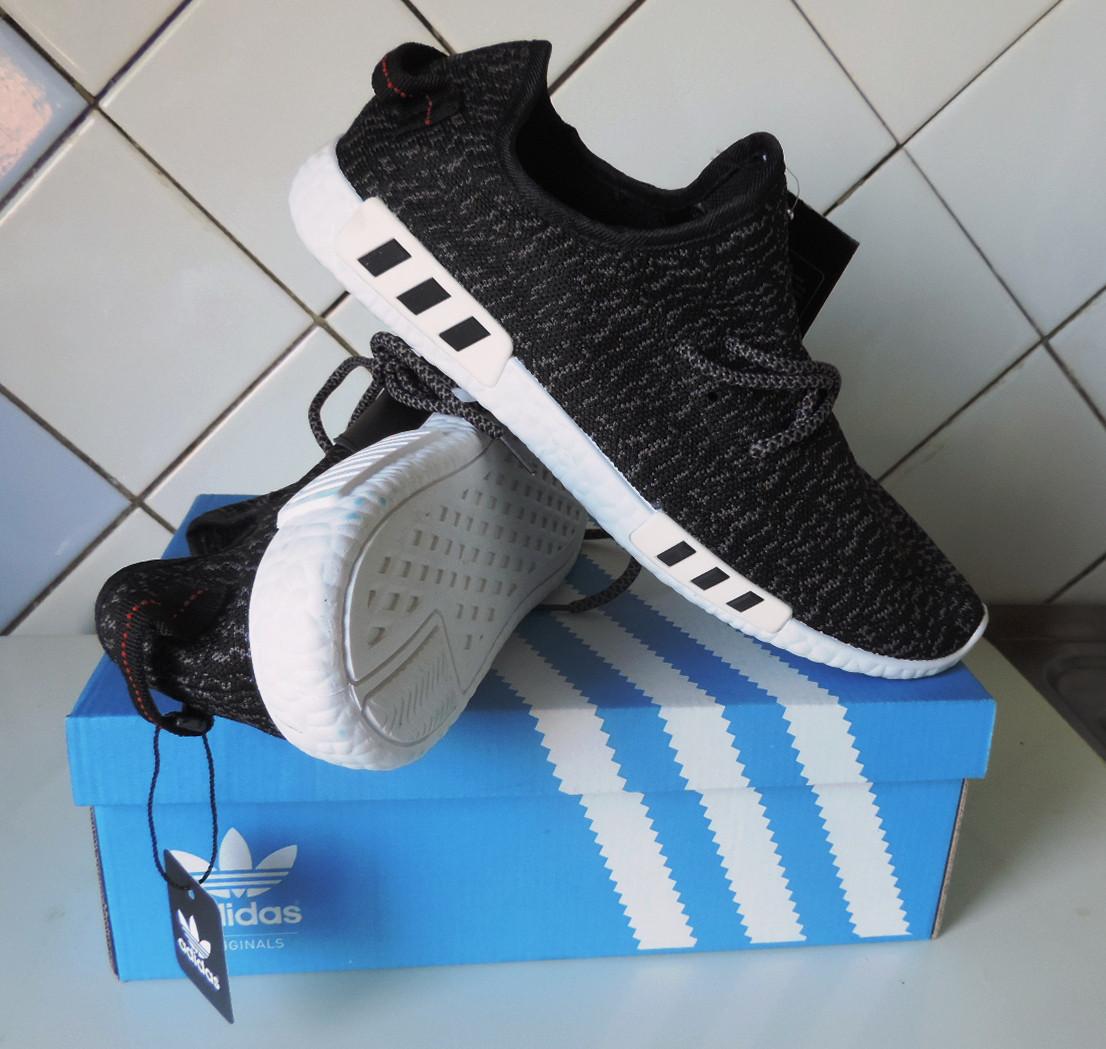 5be3dc1d340b Кроссовки мужские Adidas Yeezy Boost. Кроссовки летние в стиле Адидас EQT.  Реплика