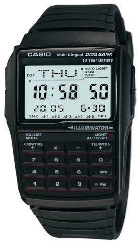 Наручные мужские часы Casio DBC-32-1AEF оригинал