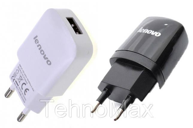 Сетевое зарядное устройство для Lenovo A6000 A6010 K3 оригинал, фото 2