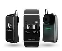 """Умные Smart часы 3в1 Jakcom B3 Bluetooth """" Часы, наушник, фитнес-трекер """", фото 1"""