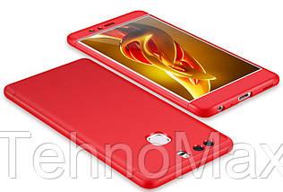 Чехол GKK 360 градусов для Huawei P9, фото 2