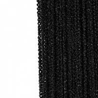 Шторы нити Спиральки Черные , фото 1