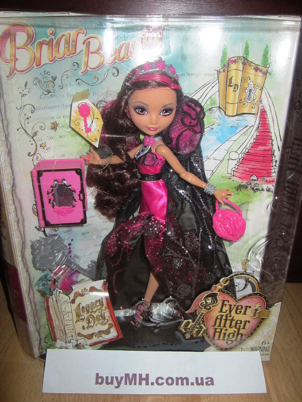 Кукла Ever After High Legacy Day Briar Beauty Doll Браер Бьюти День наследия, фото 1