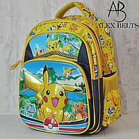 Школьный рюкзак-портфель Арт.34026  26x35х12 см-купить оптом в Одессе, фото 1